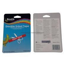 Custom Logo Printed Paper Header Slide Blister Card Printing for Advertising Sale