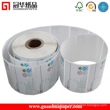 ISO9001 Customized Direct Thermal Labels