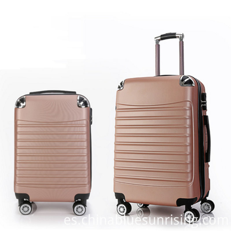 Spinner Wheel ABS PC luggage