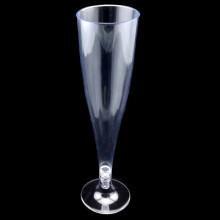 Vajillas de plástico Copa de plástico Flautas de champán 8.2 Oz