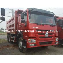 Used Refurbished 6x4 Tipper Trucks