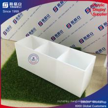Made in China Wholesale Acrylic Brush Holder