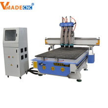 4 Axis CNC 3D Wood Cutting Machine