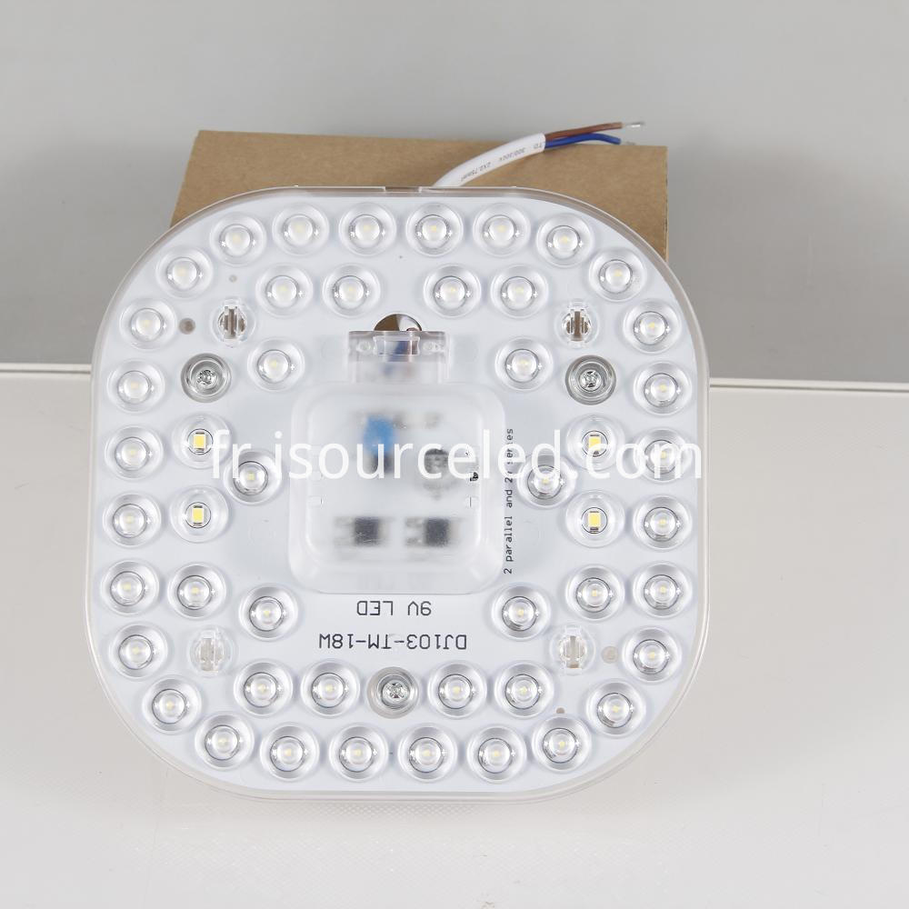 Customized 15w-18w LED ceiling lighting pcb modules