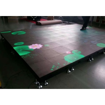 Display per pavimento P3.9 LED