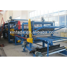 Automatic EPS sandwich panel production line