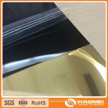 Henan reflejó las hojas reflejadas de aluminio para la iluminación