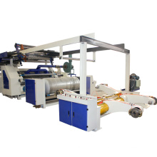Production line for making corrugated paperboard corrugated cardboard production line machine