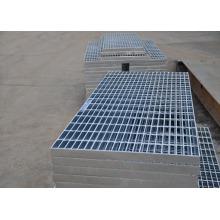Manufacturer Standard Weight Walkway Platform Steel Floor Grating