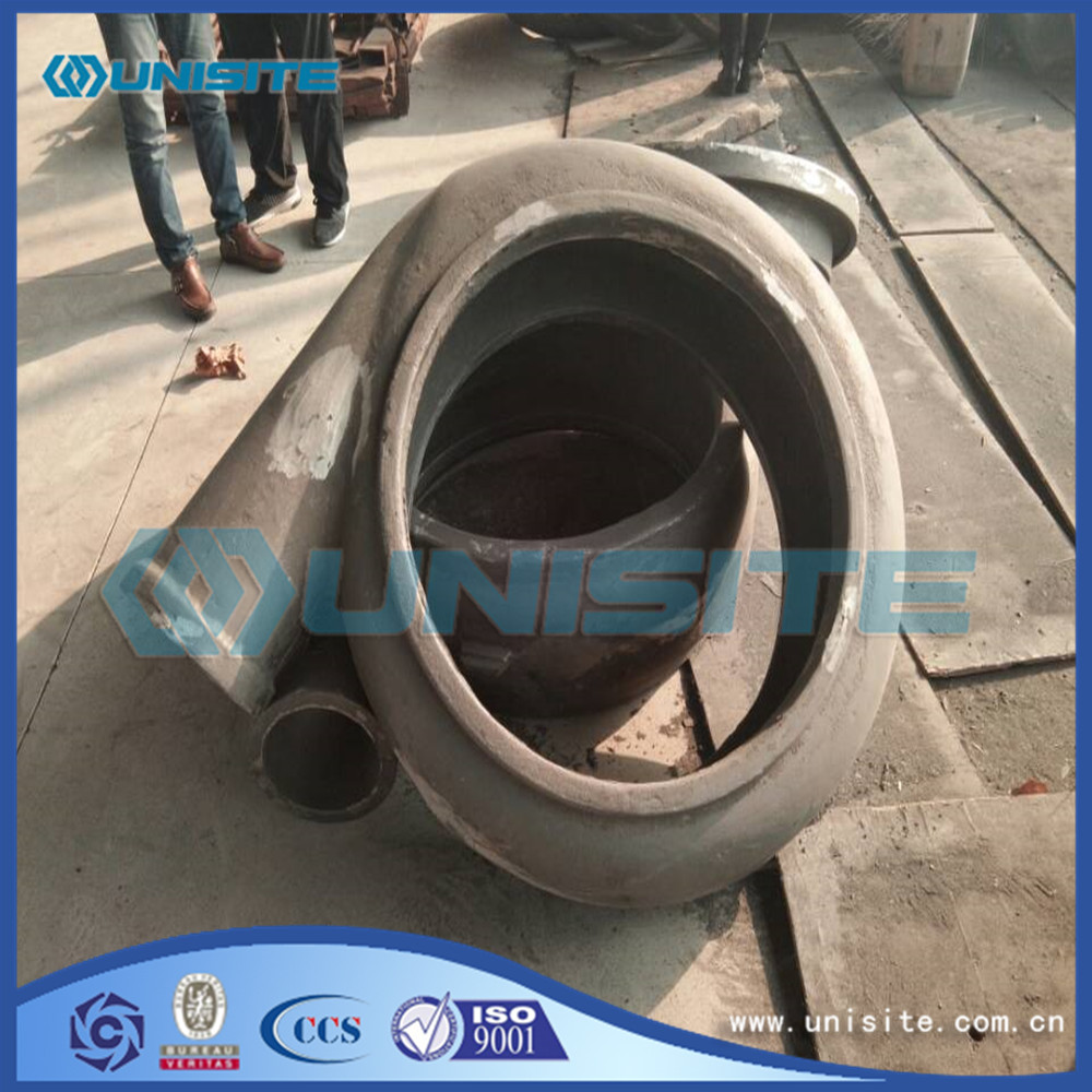 High Wear Resistance Pump Shell