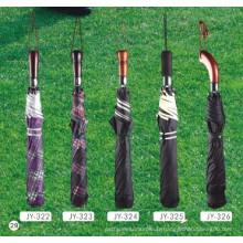 Parapluie de golf auto-ouvert à 2 plis (JY-11)
