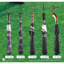 Auto Open 2-Folding Golf Umbrella (JY-11)