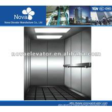 Cargo elevaCargo elevator platform