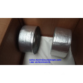 Silver Color Good Adhesion Aluminum Foil Waterproof And Anti Corrosion Tape
