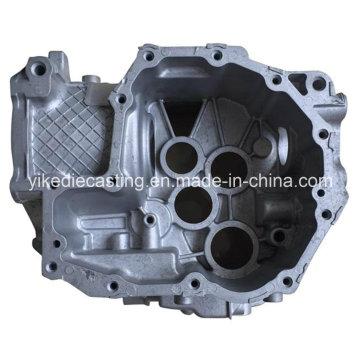OEM Black Anodize Aluminum Die Casting Auto Electronic Heat Sink