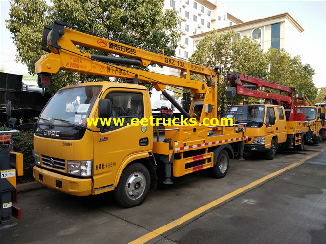 14m Articulated Aerial Lift Trucks