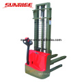Economy battery electric stacker with CE 1000kgs,3000kgs
