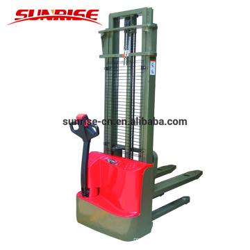 Empilhador elétrico da bateria da economia com CE 1000kgs, 3000kgs