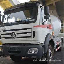 Beiben 6X4 8m3 Capacity Concrete Mixer Truck
