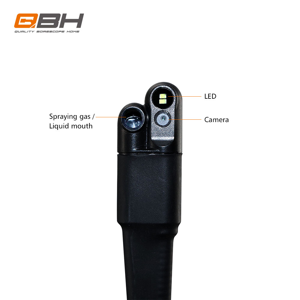 CMOS sensor car washing tools and equipment industrial video inspection camera