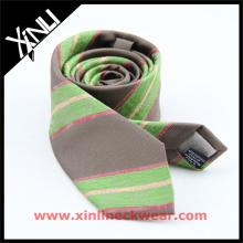 Corbatas de seda para hombre de encargo italianas al por mayor del fabricante de China