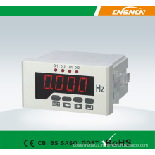 48*96mm Single-Phase Digital LED Frequency Meter
