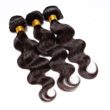 Новый класс 2014 волнистые 5А дешевые девственница Перуанский волосы