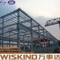 Fábrica da construção de edifício da construção de aço / armazém / Worshop por Wiskind