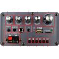 8inch Mltimedia Club Speaker Sound System F83