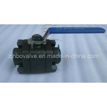 Floating Welding Forged Steel Ball Valve (Q61F-800LB)
