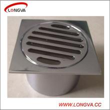 316L Санитарный слив из нержавеющей стали
