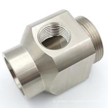 Pièces d'usinage CNC en acier inoxydable de haute qualité