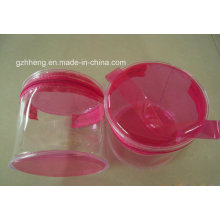 Soft Plastic PVC Bags (cylinder packaging)