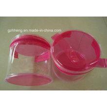 Sacos de PVC de plástico macio (embalagem de cilindro)