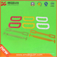 Customized Food Packaging Box PP Plastic Handle