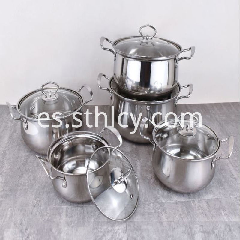 Gift Soup Pot Set