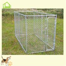 Barato acero perro mascota perrera valla para perros