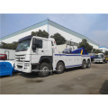 HOWO 8x4 lift wrecker truck