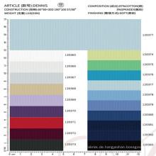 Baumwolle Spandex Stoff Stoff Material für Herrenhemden