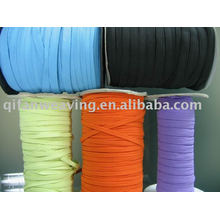 Colorful Braided Elastic & Knitted Elastic Strap