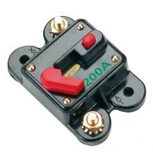 Disjoncteur audio automatique de voiture de disjoncteur de rétablissement de 12V 70A à 300A