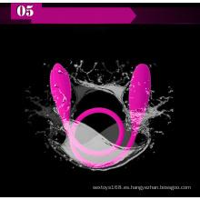 G-Spot Vibrador Anal Sex Toy para mujeres Ij-S10081