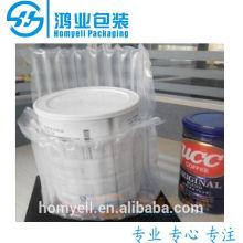 Luftsaule Tasche Milchpulver kann