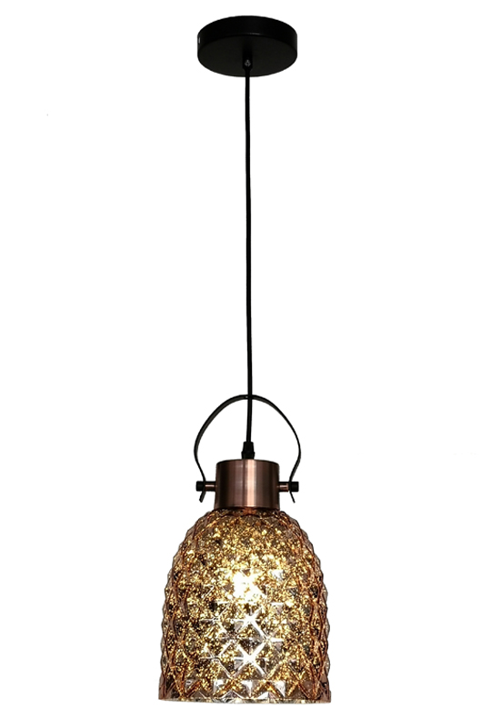 S Size Rose Gold Lamp