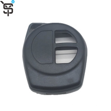 Best price  2 button black folding remote key shell for Suzuki  key cover blank key