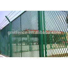 expanded metal mesh/expanded wire mesh fence