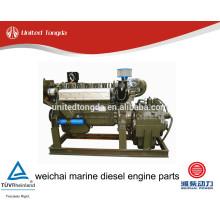 Genuine weichai marine diesel engine parts