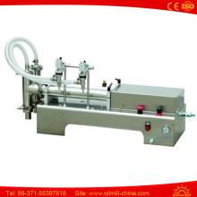 316L Полуавтоматическое масло для наполнения пищевого масла для фасовки овощей
