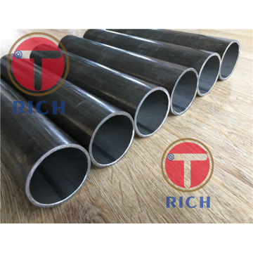 Small Diameter Thick-Wall Q195 ERW Black Steel Pipe