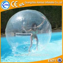 Esfera inflável grande da água / esfera pegajosa da água da quebra / esfera de passeio da água
